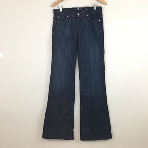 7 For All Mankind Jeans - 7FAM Dojo Jeans 28x 35